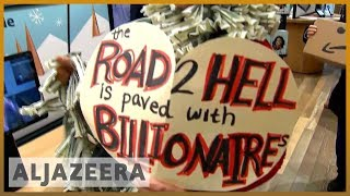 🇺🇸 New York's $25bn project Hudson Yards opens to public | Al Jazeera English - ALJAZEERAENGLISH