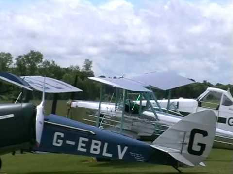 Shuttleworth Collection Summer Air Display Part 1
