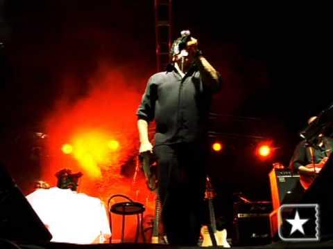 Virada Cultural 2009 - Wando ganha calcinhas e canta