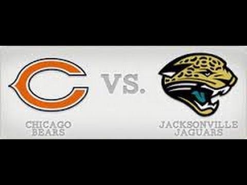 Chicago Bears vs. Jacksonville Jaguars Review/ Bears