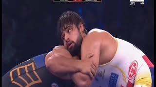 PWL 3 Day 14: Satyawart Kadian VS Deepak Punia at Pro Wrestling League season 3 |Full Match - NEWSXLIVE