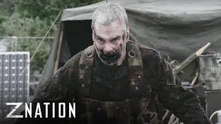 Z NATION | Season 4, Episode 3 Clip: All Zombie Kills | SYFY - SYFY