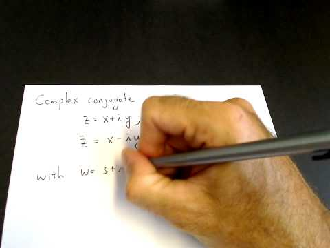 What are complex numbers?