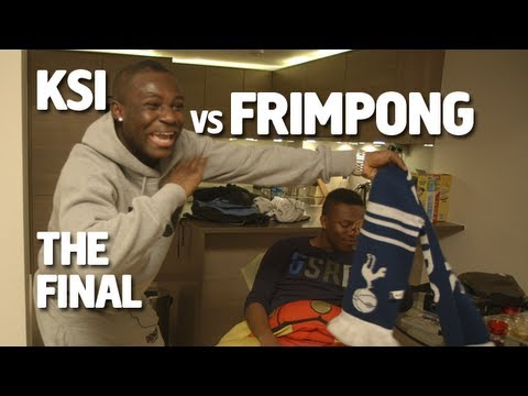 Fifa 13: KSI vs Frimpong - The Final