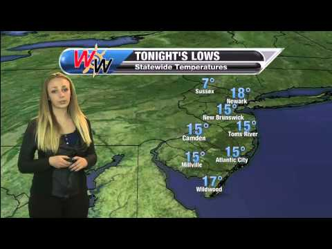 March 2nd 2015 Afternoon Forecast