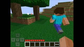 Minecraft Pocket Edition Cериал - Приключение Carambarass - 2 серия