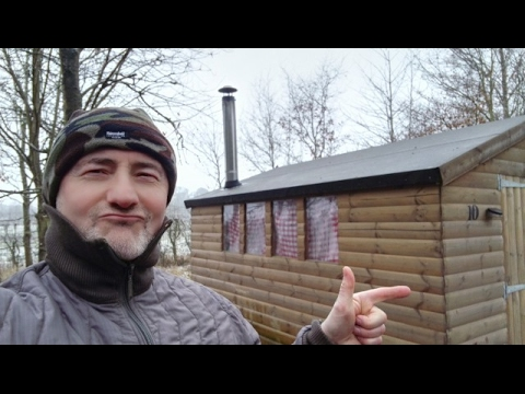 CABIN CAMP OUT - 2017 Prepper/Outdoorsies Meet Recce - PART 1