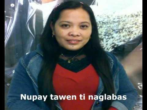 Gapu iti facebook  By: Noraline Domingo (ILocano song with lyrics)