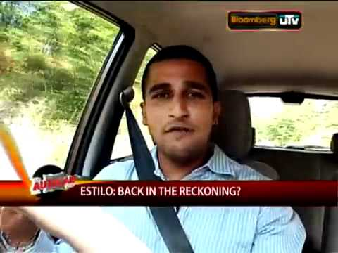 New Maruti Suzuki Zen Estillo vs Chevrolet Spark Review The Autocar Show