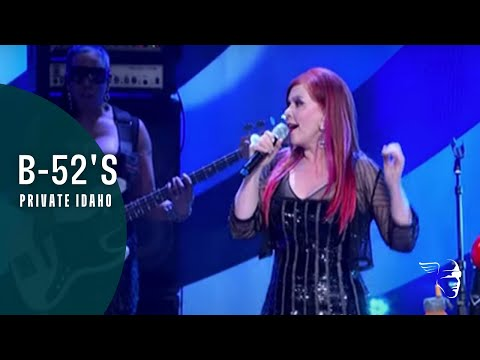 B-52s - Private Idaho (from With The Wild Crowd! Live In Athens, GA)
