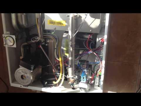 Газовый котел навьен ремонт своими руками