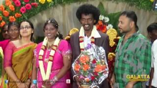 Actor Sendrayan Wedding Reception Video