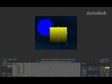 Autodesk Smoke 2012 - Paint: Graphics & Geometries