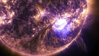 بالفيديو.. نشاط شمسي نادر يؤثر على الإشارات اللاسلكية