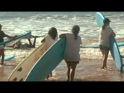 Impact of Indigenous Community Sport Programs (Surfing) Report - Findings