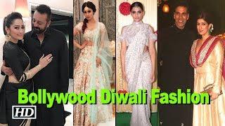 Bollywood celebs and their Diwali Fashion - IANSLIVE