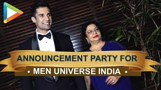 CHECK OUT: Men Universe India 2018-19 At Estella Big Announcement Party - HUNGAMA