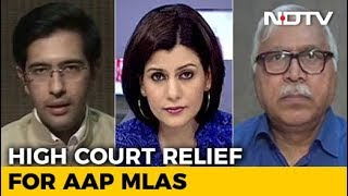 High Court Relief To AAP: Blow For Election Commission - NDTV