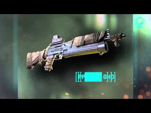 Ghost Recon Online - Ghosts Pack Weapons Guide [HD]