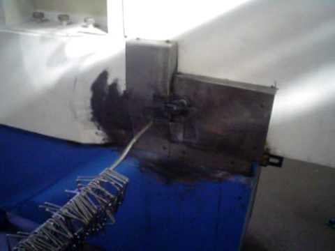 Maquina de Fabricar Estribo