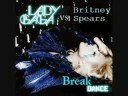 Break Dance (Britney Spears VS Lady Gaga)