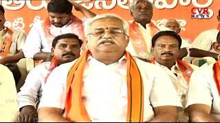 AP BJP Leader Suresh Reddy Fires on CM Chandrababu Naidu | Dharma Porata Deeksha | CVR NEWS - CVRNEWSOFFICIAL