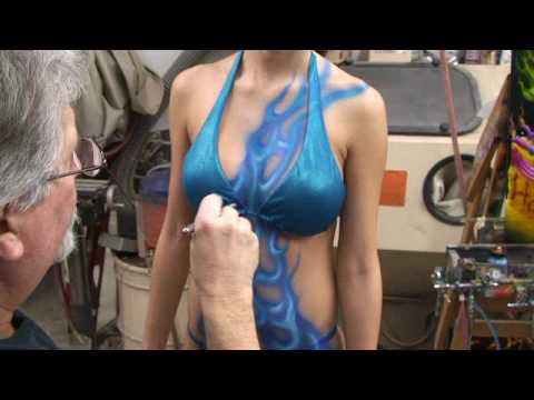 Airbrush Body Art Paint