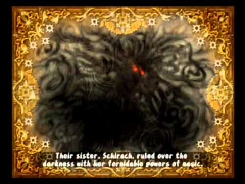 Romancing Saga: Minstrel song -- Minstrel's Tale: Three Gods of Evil
