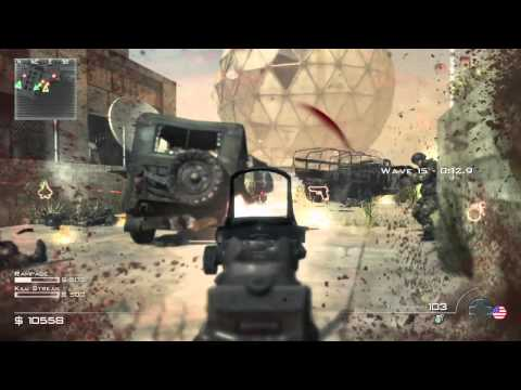 Call of Duty: Modern Warfare 3 Spec Ops Survival Trailer