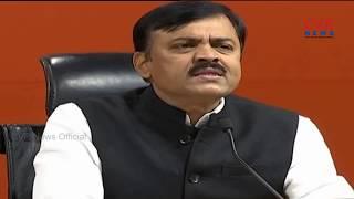 ఐటి సోదాలను రాజకీయం చేయకండి  | BJP Leader GVL Narasimha Rao Fires On TDP Leaders | CVR NEWS - CVRNEWSOFFICIAL