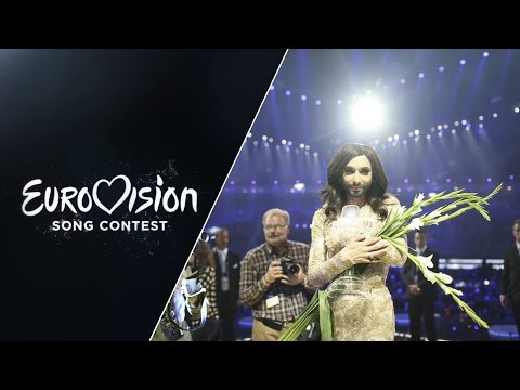 "Conchita Wurst: ""Everything changed for the better"" (2014 Eurovision Song Contest winner)"