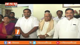 Why Kala Venkata Rao Invite Meesala Neelakantam Naidu and Kondru Murali Into TDP? | Loguttu | iNews - INEWS