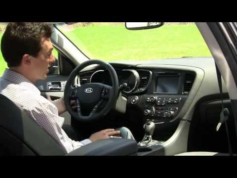 2011 Kia Optima EX Test Drive Review