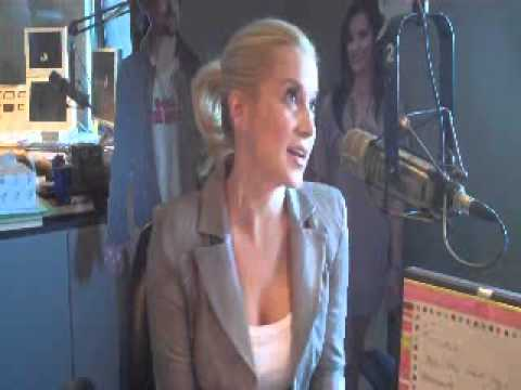 Kellie Pickler In Studio with Caffeinated Radio 52411