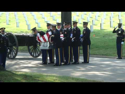 Arrival of Casket at Grave-Rachel
