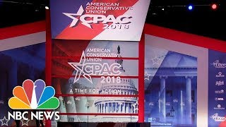 Watch Live: CPAC Conference, speakers include Mike Pence and Betsy DeVos - NBCNEWS