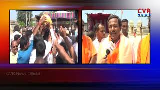 Ganesh Shobha Yatra In Nalgonda | Ganesh Immersion | CVR NEWS - CVRNEWSOFFICIAL
