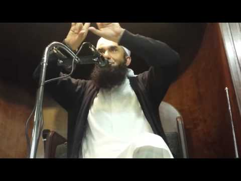 Moulana Tariq Jameel at London markaz Part 3 of 4.