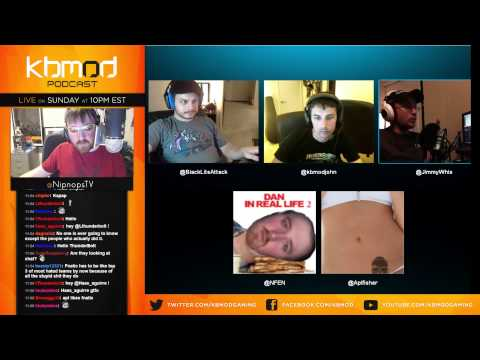 KBMOD Talks CS:GO w/ @Jimmywhis