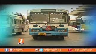 Lorry Owners Strike Continue In Telugu States Over Diesel Price Hikes | iNews - INEWS