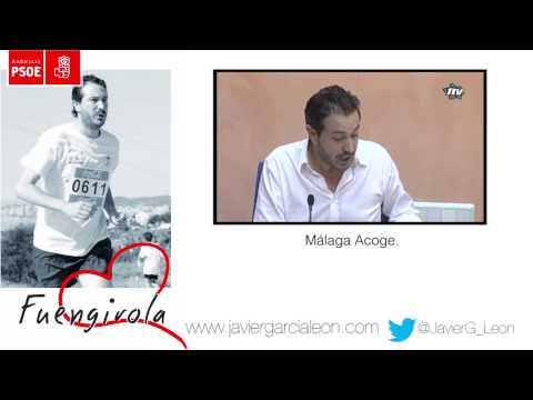 Alegación desestimada a Málaga Acoge (Pleno Sept. 2014)