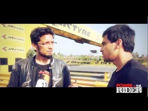 """California Superbike School 2012, Chennai"" by Power To The Rider"