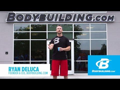 Bodybuilding.com CEO Takes The ALS Ice Bucket Challenge - Bodybuilding.com