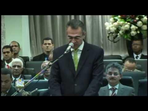 DEUS DEVE SER LOUVADO (Salmo 145) - PR. ALTAIR GERMANO