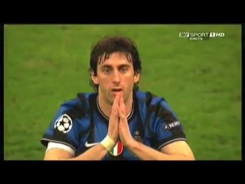 Inter-Barcellona 3-1 highlights