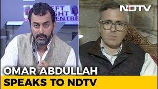 Omar Abdullah To NDTV On Shujaat Bukhari's Killing - NDTV