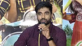 Oye Ninne Movie Press Meet | Bharath Margani, Srusti Dange | TFPC - TFPC