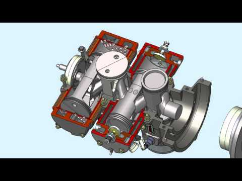 PAUT MOTOR  - ENGINE FOR HYBRID