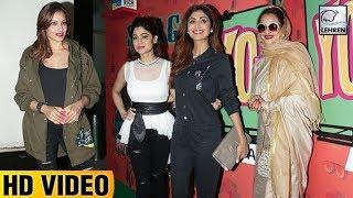 Bollywood Celebs Attend The Special Screening Of Web Series Yo Ke Hua Bro | LehrenTV