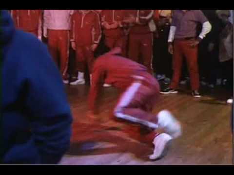 INCREDIBLE CLASSIC B BOY FOOTAGE!!! MUSIC BY K-DELIGHT & VOODOO GURU & CHROME